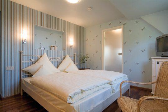 Saarromantik Doppelbett