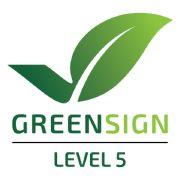 Auszeichnung Greensign Level 5