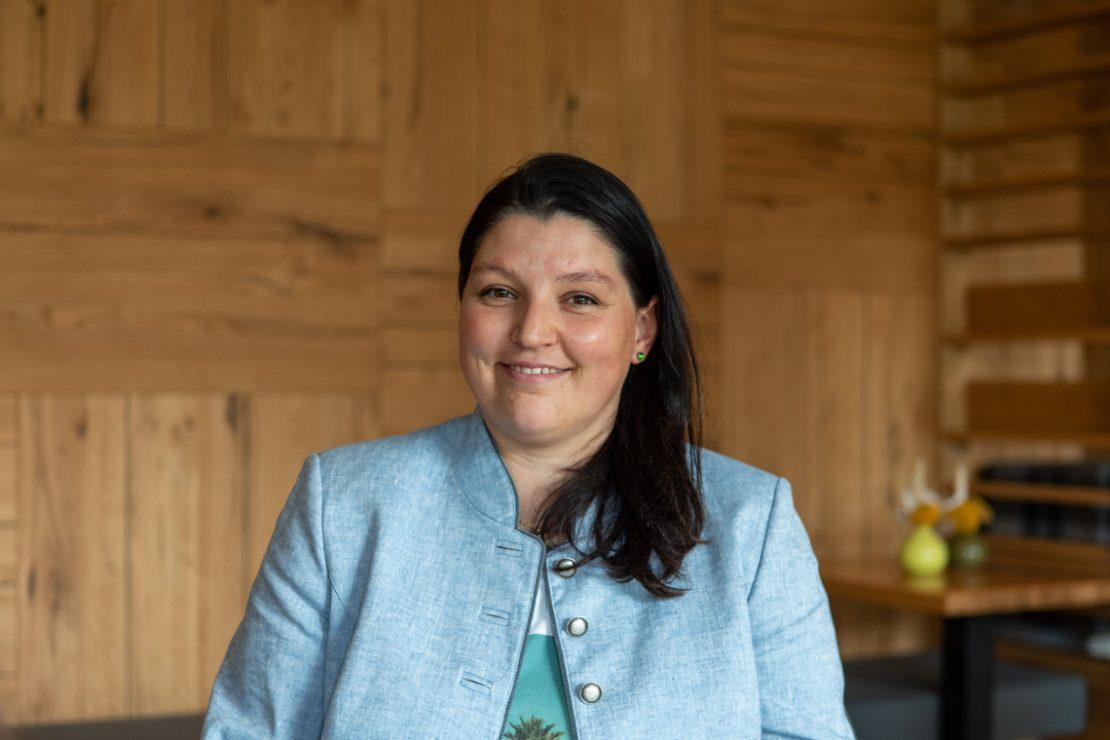 Portrait Vanessa Buchna