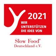 Auszeichnung Slowfood