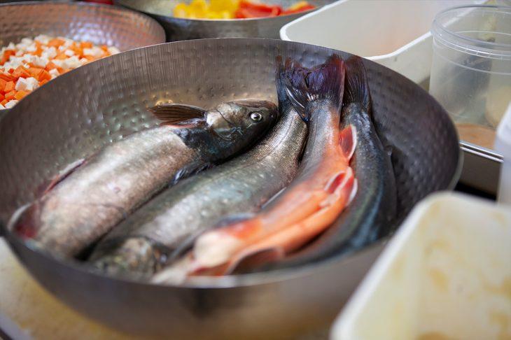 Event Slowfood Fishtime