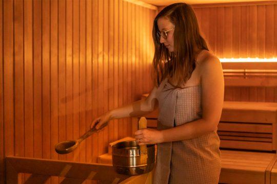 Buchnas Landhotel Sauna