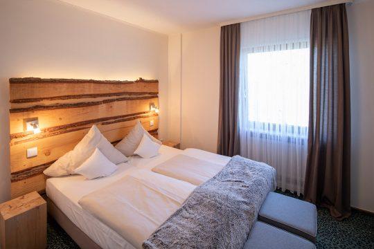 Landbursche 30 qm Doppelbett