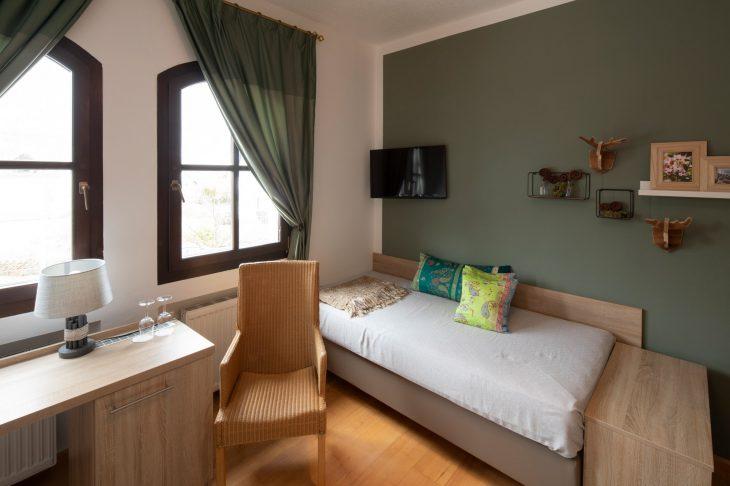 Landbursche Suite Einzelbett