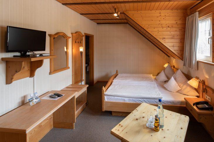 Gästehaus Cloef Bett